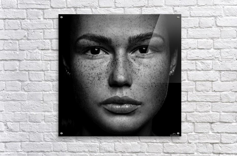 Romi  Acrylic Print