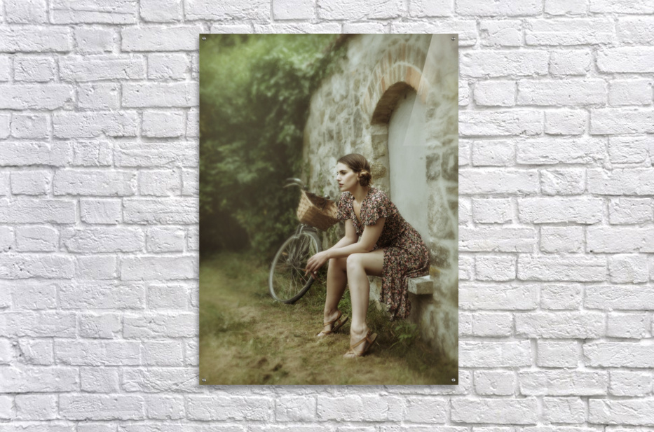 The wall game  Acrylic Print
