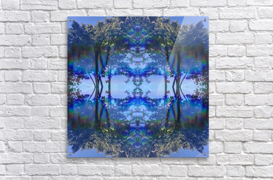 Canopy Gateway  Acrylic Print