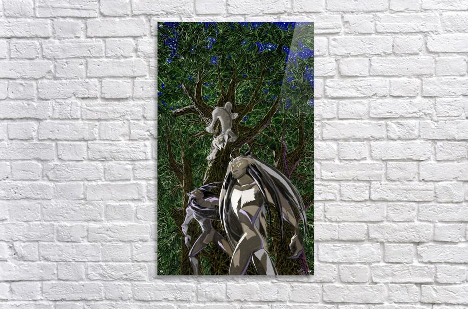 Lynx_Pesoak_Anik_Lafreniere  Acrylic Print