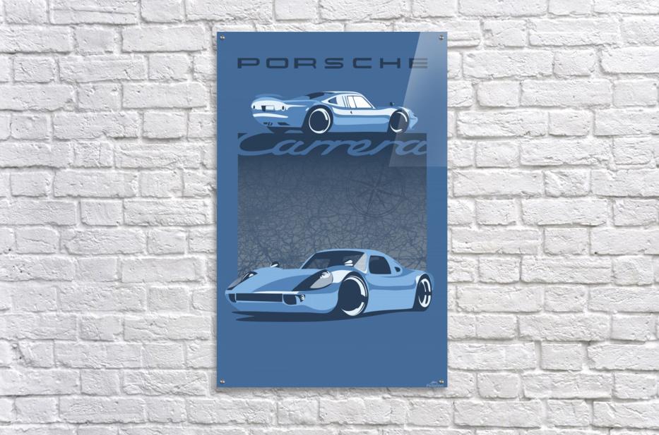 Carrera  Acrylic Print