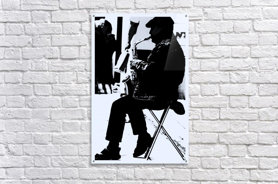 Busker II  Acrylic Print