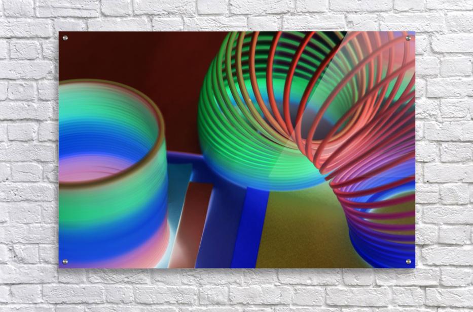 loopy  Acrylic Print
