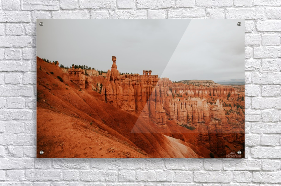Bryce Canyon Utah  Impression acrylique