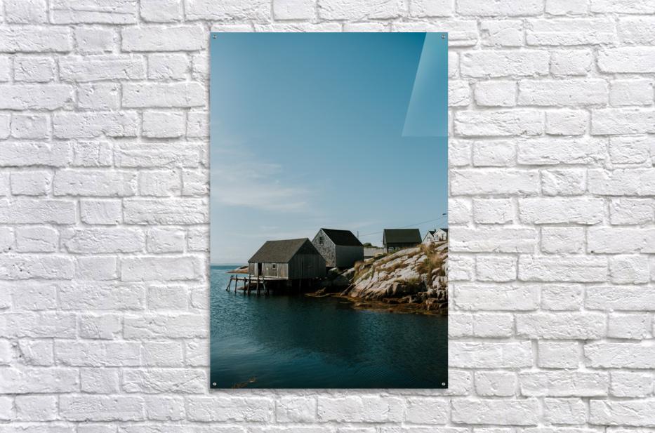 Peggys Cove Nova Scotia  Impression acrylique