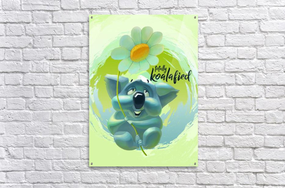 Cute Koala  Acrylic Print