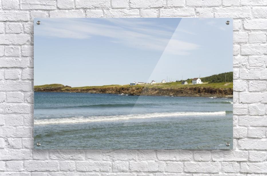 Elliston Newfoundland Coastline 15  Acrylic Print