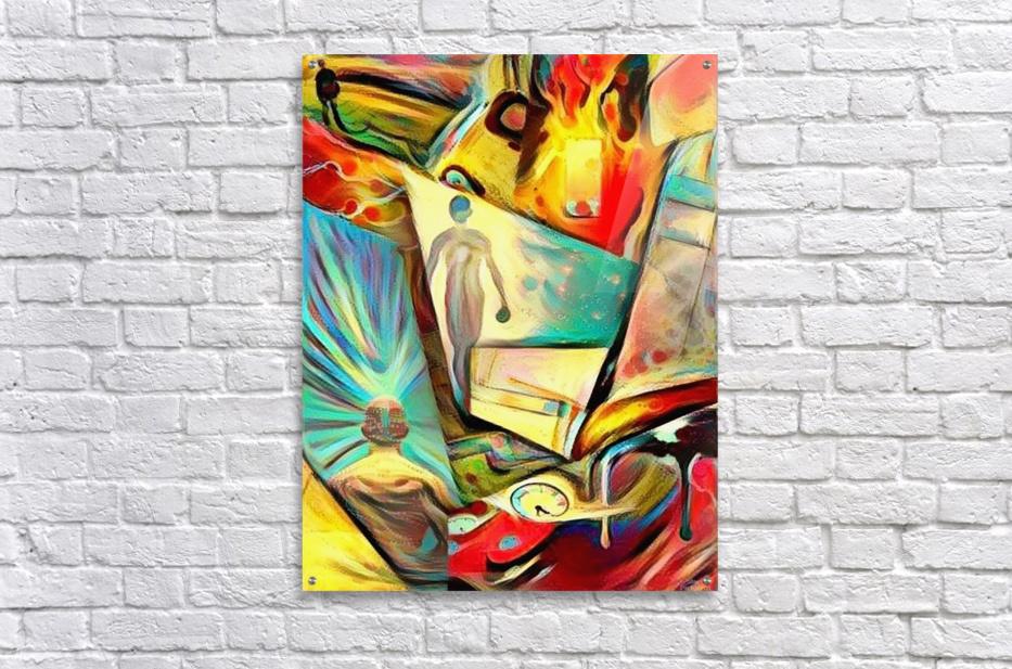Piece of Mind  Acrylic Print