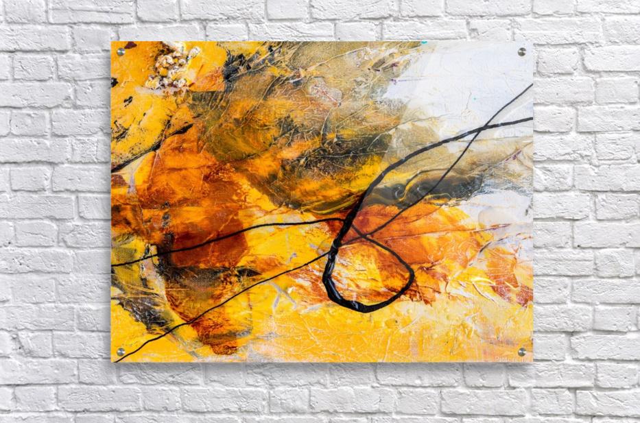 Sophia Trois  Acrylic Print
