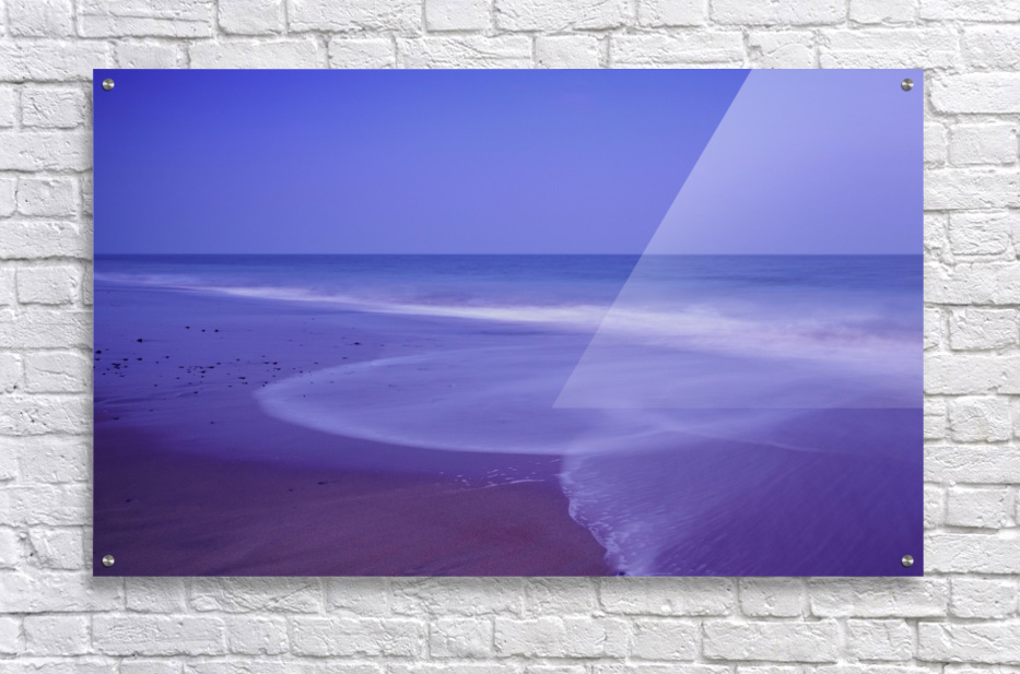 C 636 Ballybrannigan Beach  Acrylic Print
