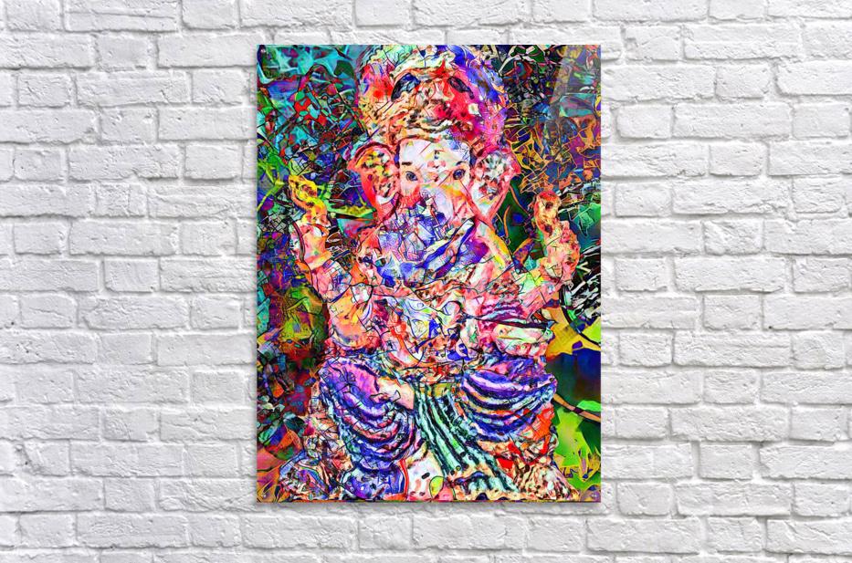 Divertido Ganesh   Acrylic Print