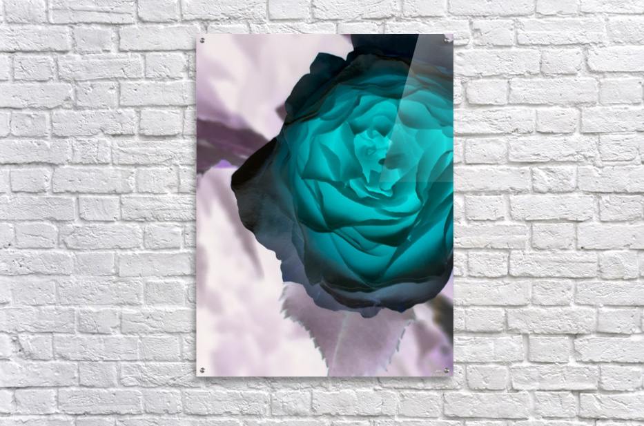 Unwind Zone   Impression acrylique