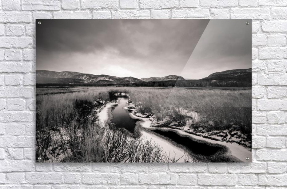 Cape Breton Highlands  Acrylic Print