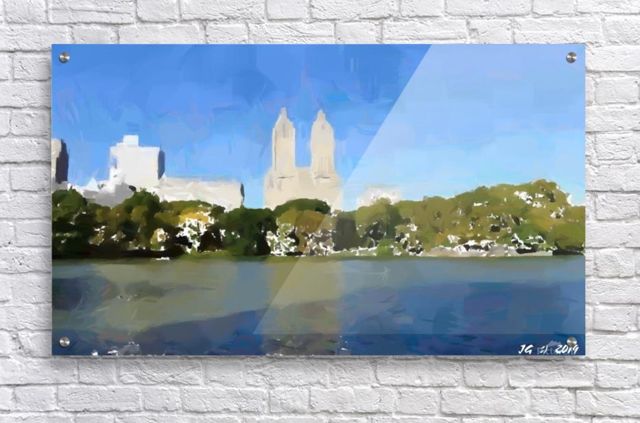 NY_CENTRAL PARK_View 047  Acrylic Print