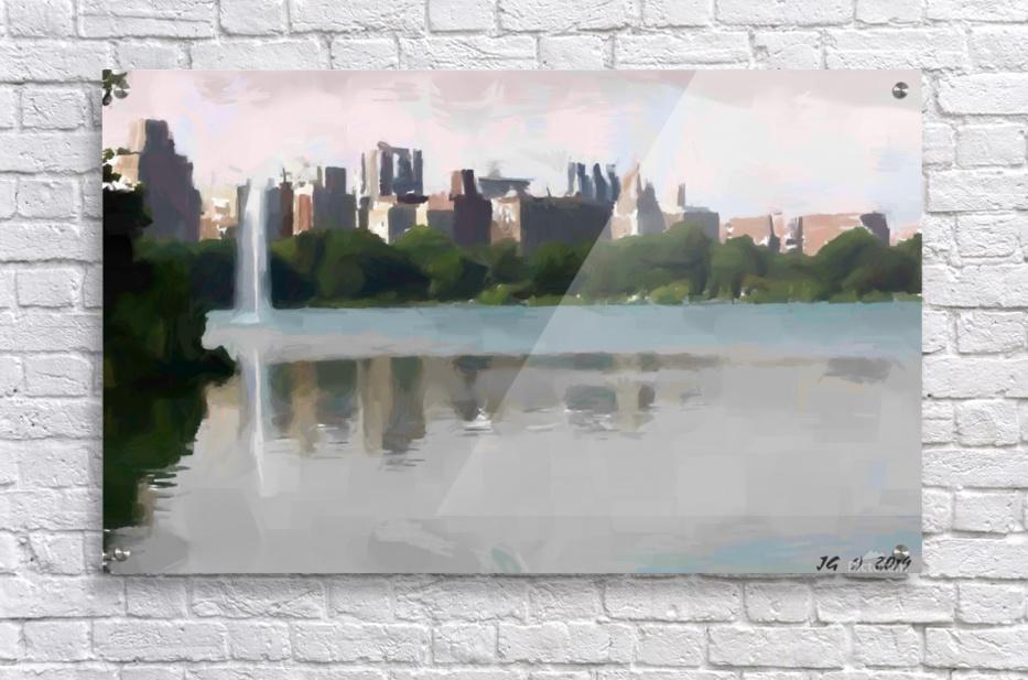 NY_CENTRAL PARK_View 061  Acrylic Print