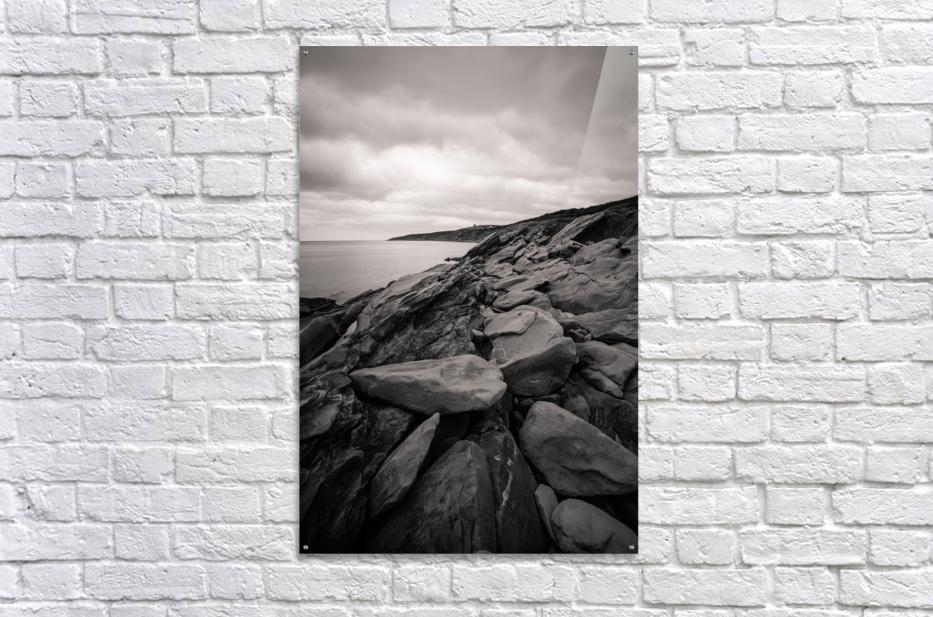 Gloomy days  Acrylic Print