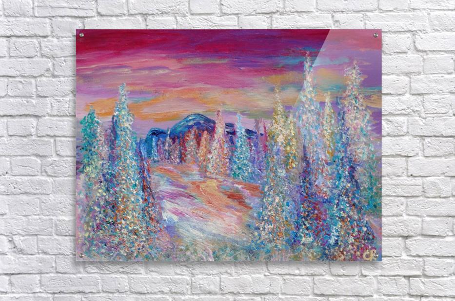 San Juan Mountains Colorado  Acrylic Print