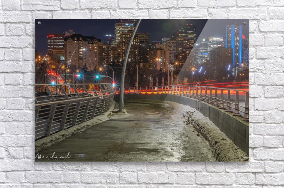 Walterdale_Bridge_NIK9912  Acrylic Print