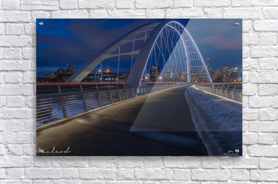 Walterdale_Bridge_NIK9895  Acrylic Print