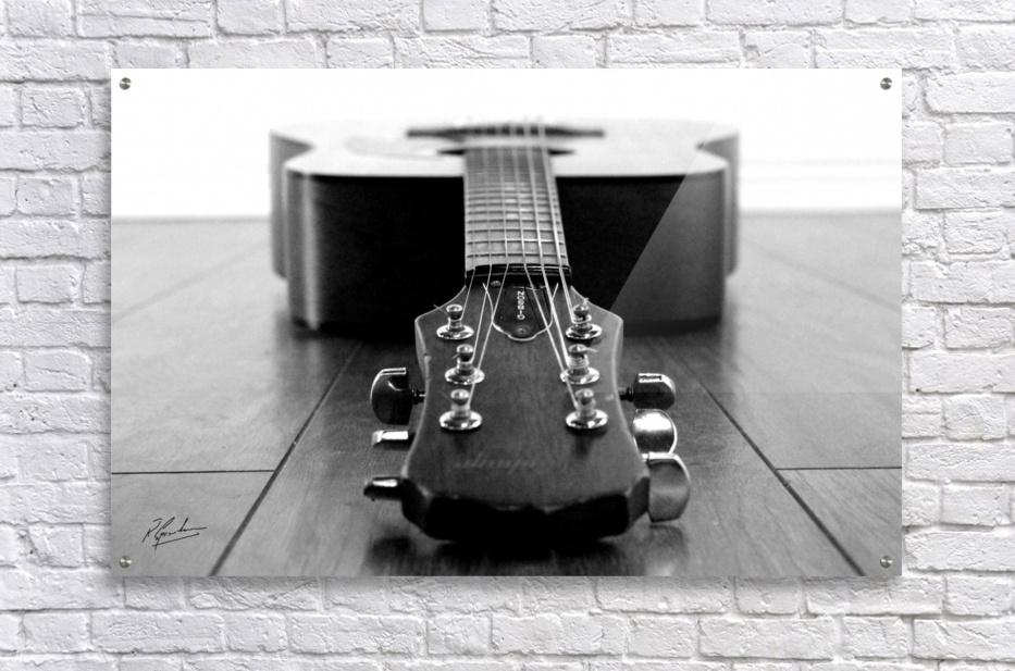Gibson Guitar  Acrylic Print