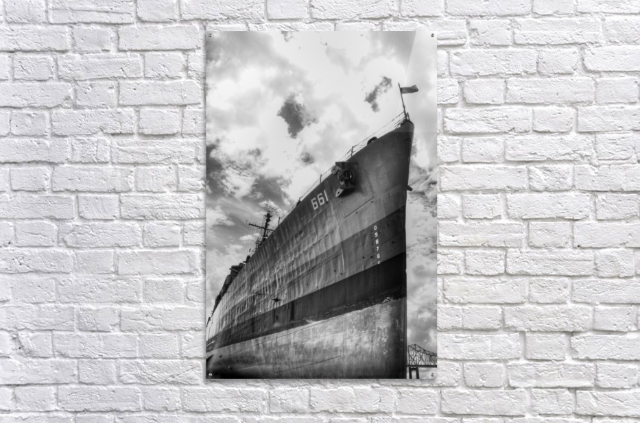 Tanked  Acrylic Print