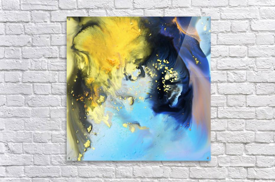 Liquid series 14  Acrylic Print