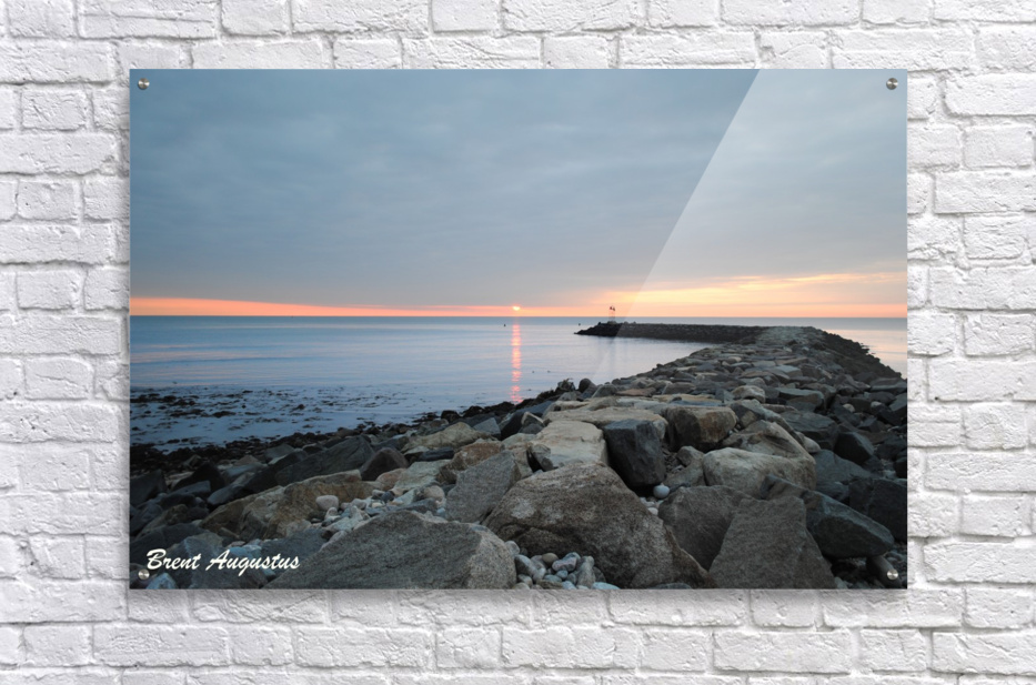 New England Sunrise  Acrylic Print
