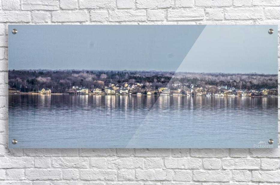 Romulus Panorama  Acrylic Print