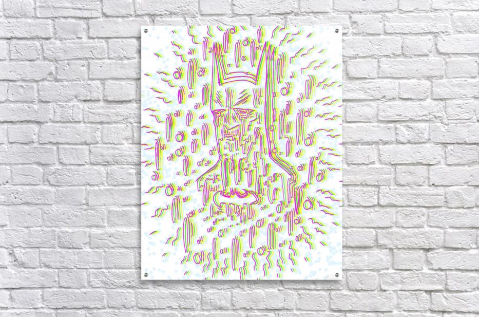Meltyman  Acrylic Print