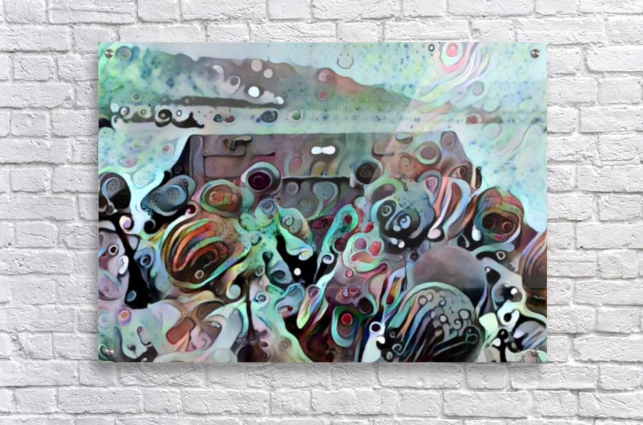 Sacrifice  Acrylic Print