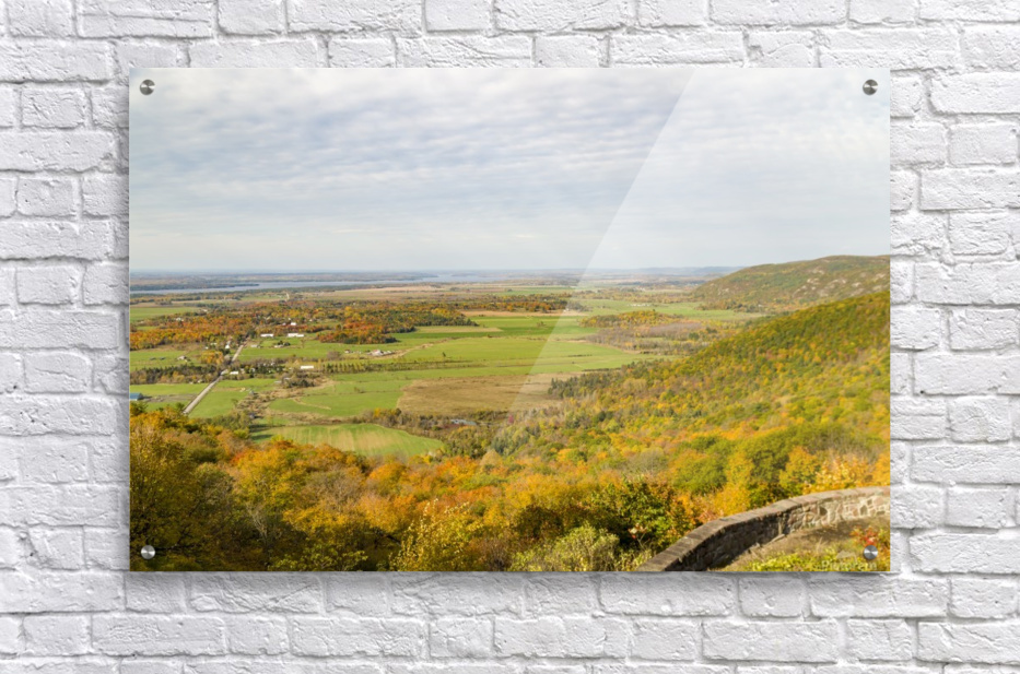 View of Ottawa Valley in Autumn 9  Acrylic Print