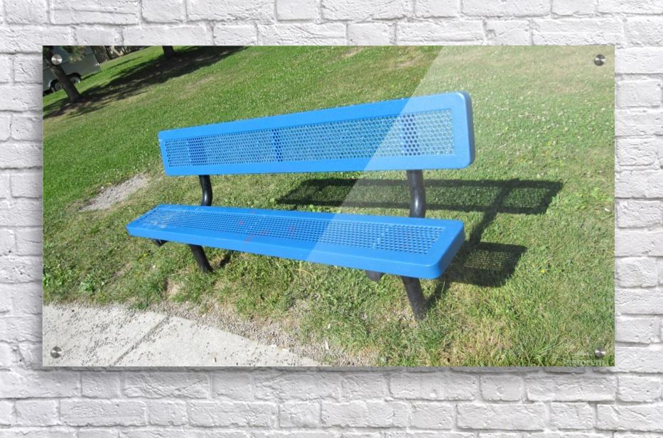 Bench (19)  Acrylic Print