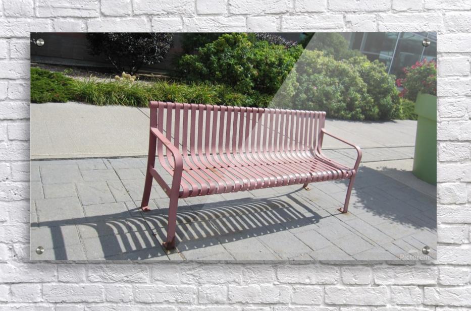 Bench (50)  Acrylic Print