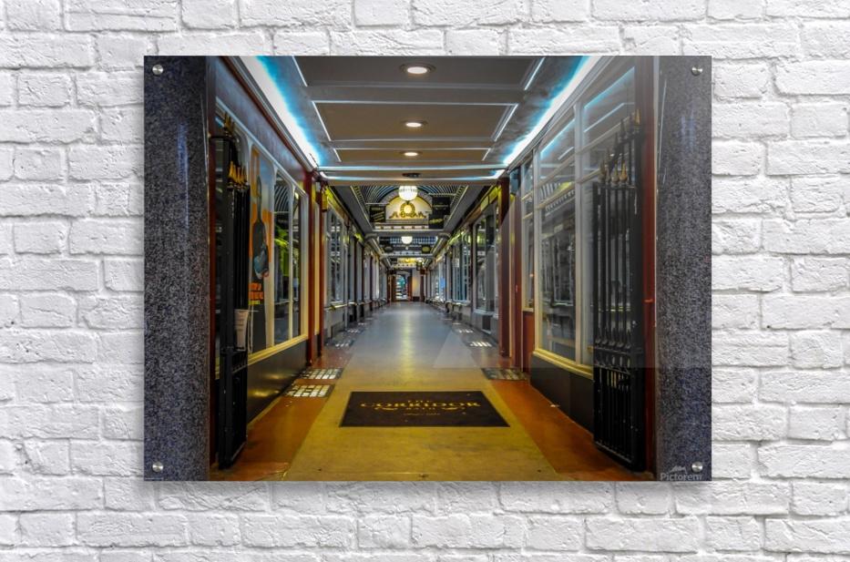 Hallway  Acrylic Print