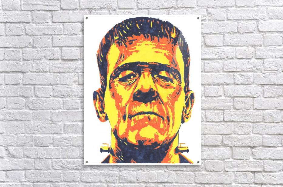 Frankenstein   Acrylic Print