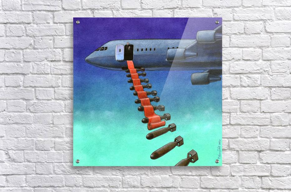 Bomb  Acrylic Print