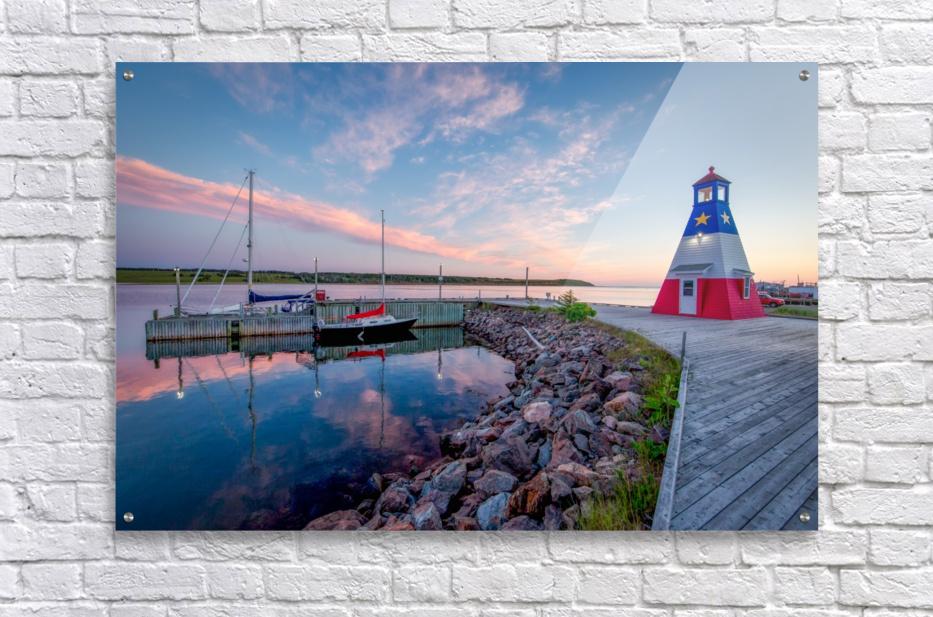 Acadian Skies  Acrylic Print