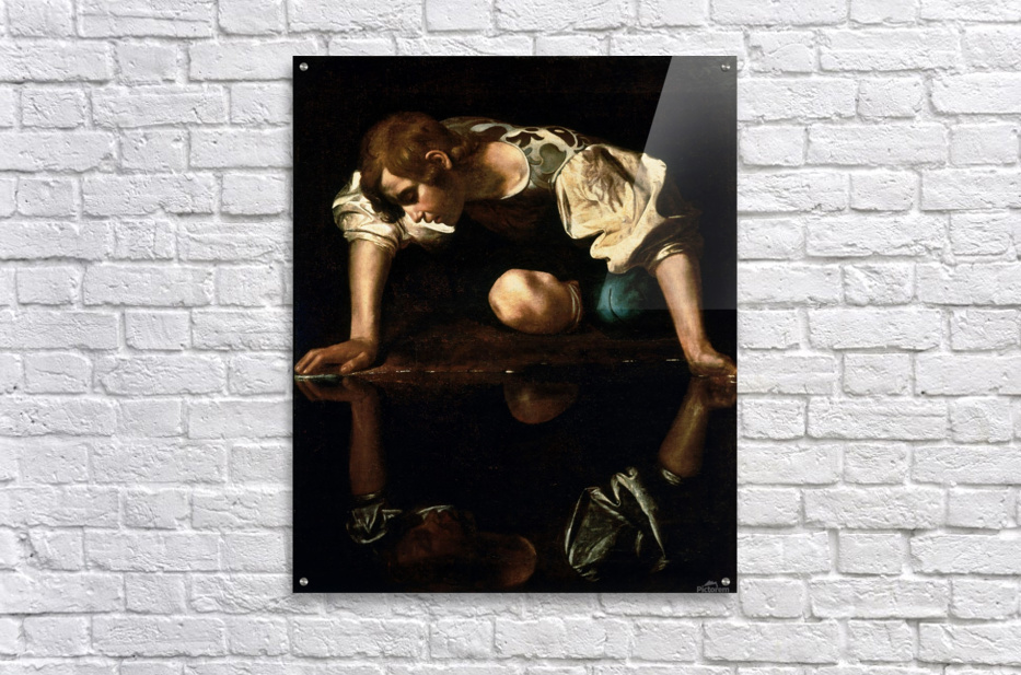 Narcissus  Acrylic Print