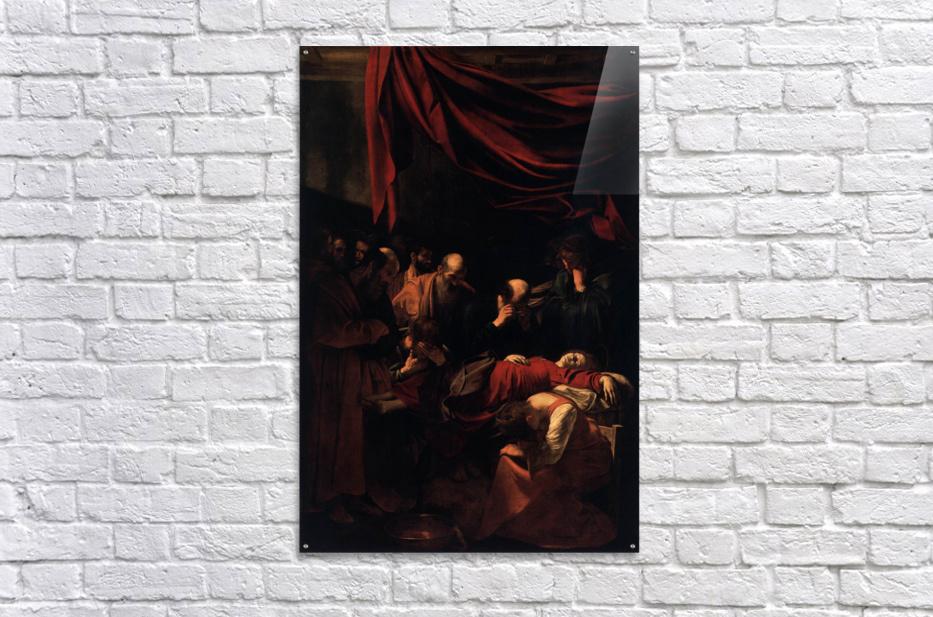 Morte della Vergine  Acrylic Print