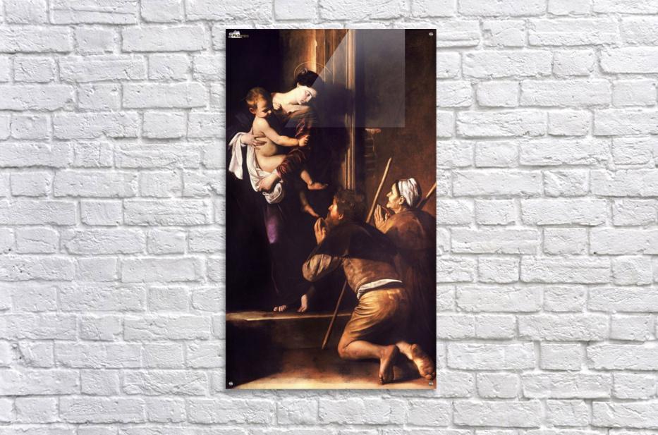 Madonna dei Pellegrini o di Loreto  Acrylic Print