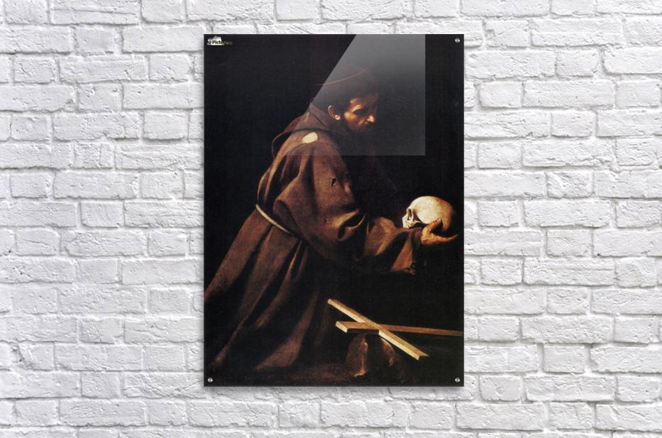 St Francis  Acrylic Print