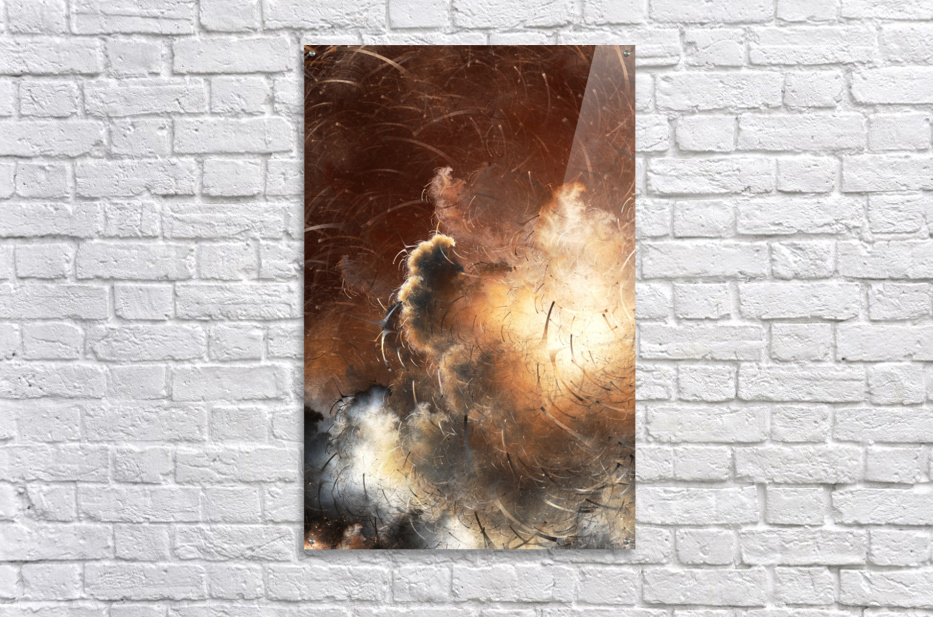 Dark Skies of the Soul  Acrylic Print
