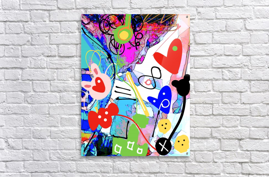 Piki Lemonade  Acrylic Print