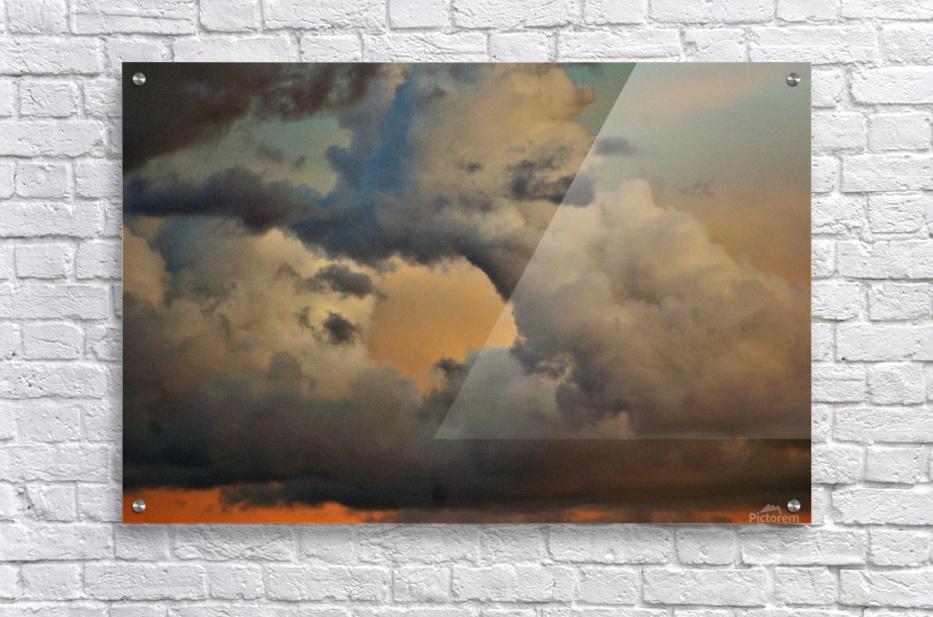 Enter  Acrylic Print