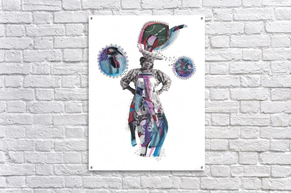 Herero Woman 3  Acrylic Print