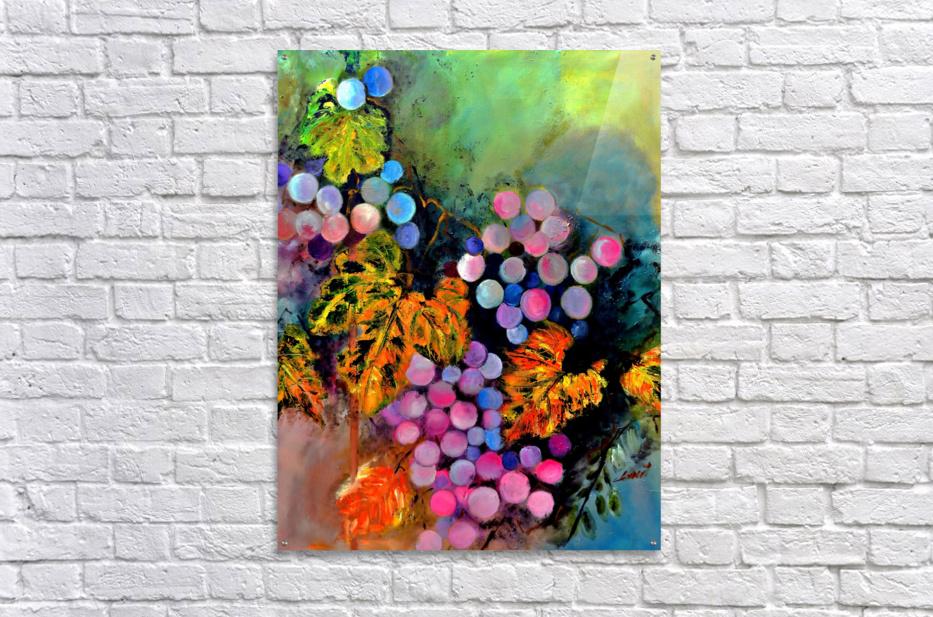 AO - The Grapes  Acrylic Print