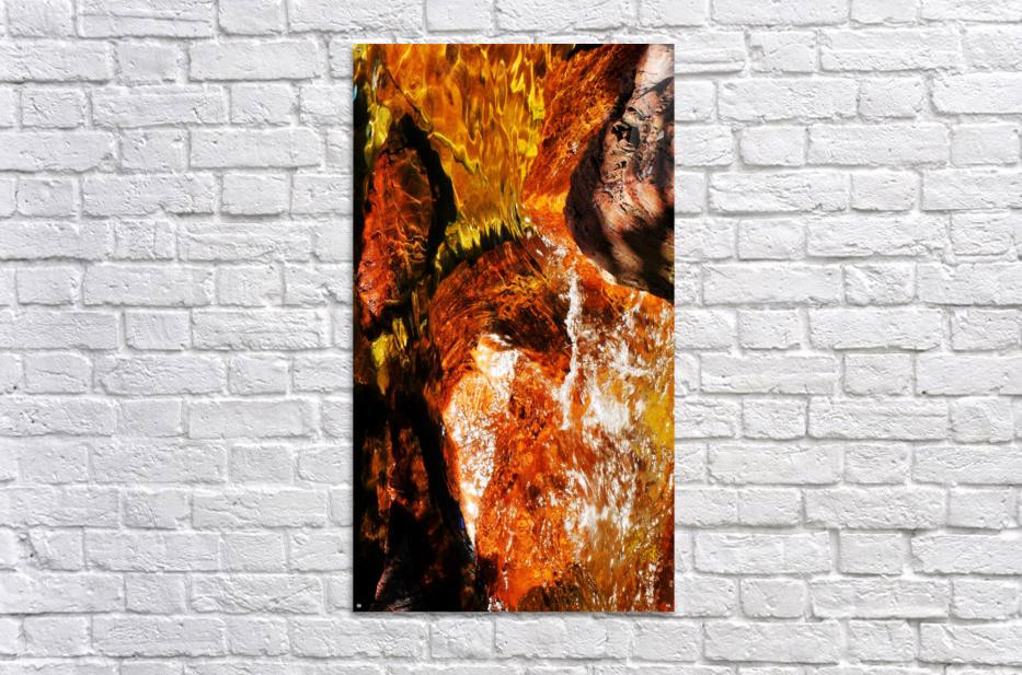 Australia Rocks - Abstract 36  Acrylic Print
