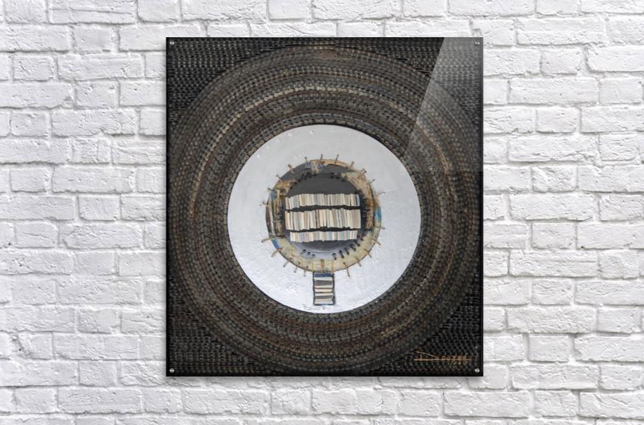 Cubic Africa 2  Impression acrylique