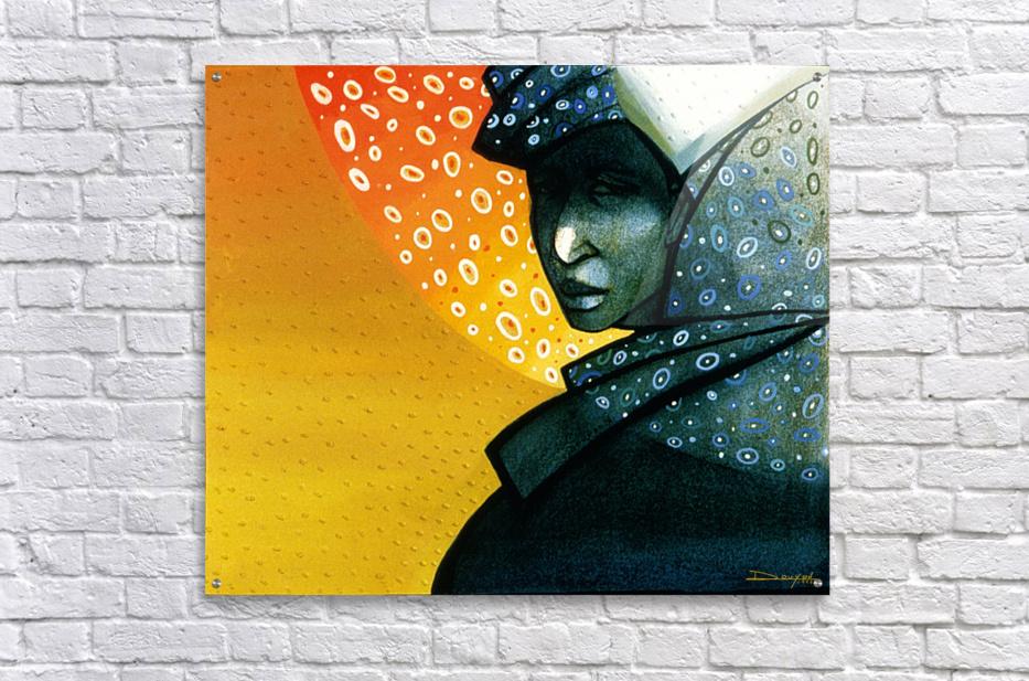 Femme soleil  Acrylic Print