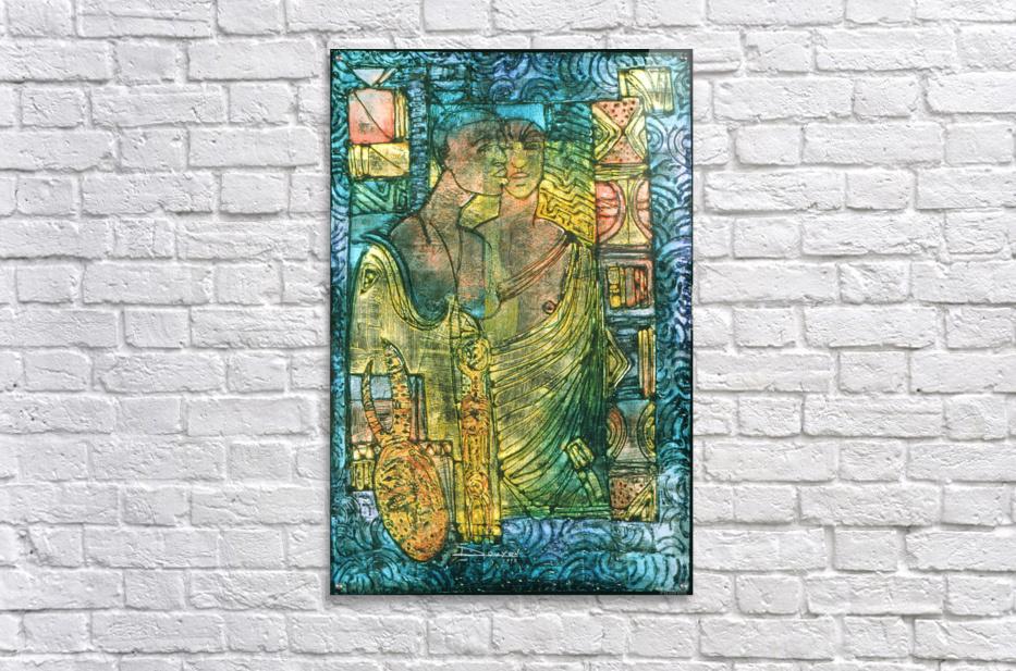 amour souverain  Acrylic Print